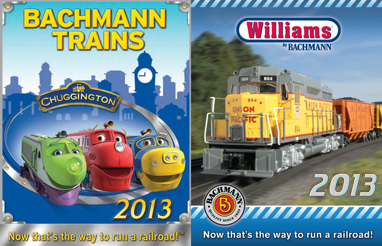 "2013 Bachmann & Williams Catalog (Digest Size; 6.5"" x 8.5"")"