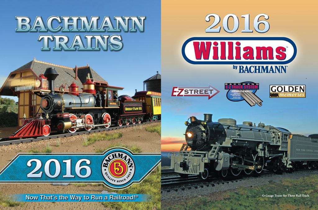 "2016 Bachmann & Williams Catalog (Digest Size; 6.5"" x 8.5"")"