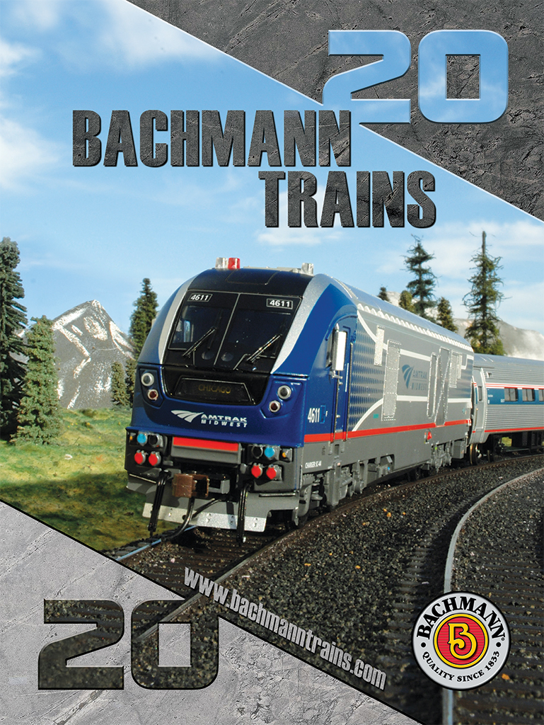 "2020 Bachmann & Williams Catalog (Digest Size; 6.5"" x 8.5"")"