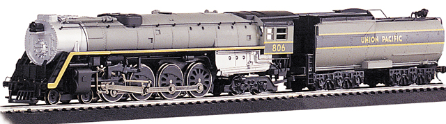 4-8-4 Overland Limited ( New )