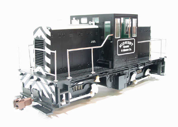 45 Ton Switcher