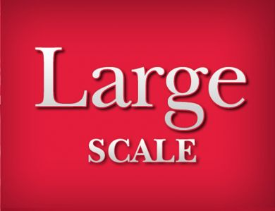 Large Scale Parts