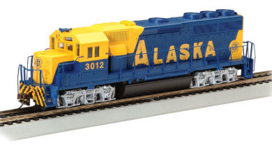 GP40 - New Tooling