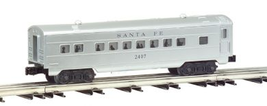 O-27 Streamline Passenger Cars