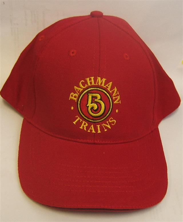 Bachmann Hat - Red