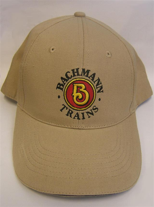 Bachmann Hat - Tan - Click Image to Close
