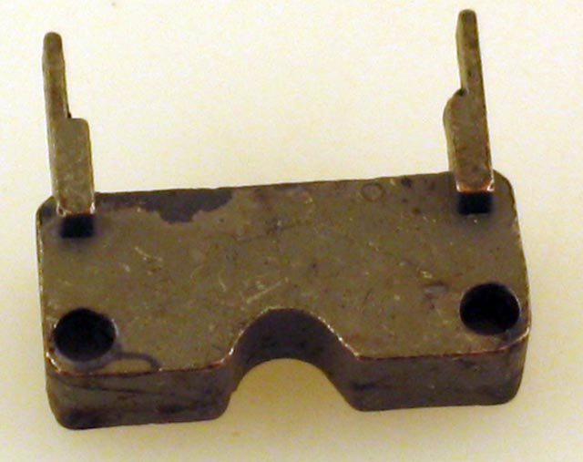 Chassis Weight (LaFayette) (HO Scale)