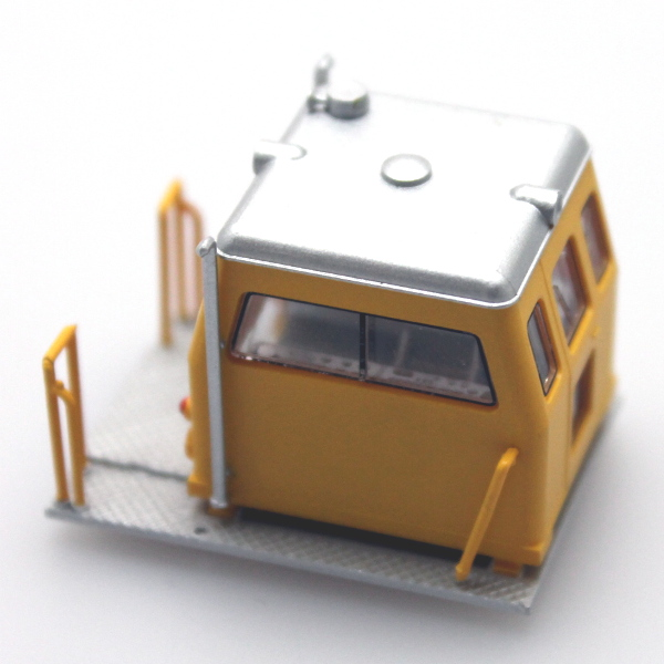 Cab w/Floor (HO Ballast Vehicle w/Crane)