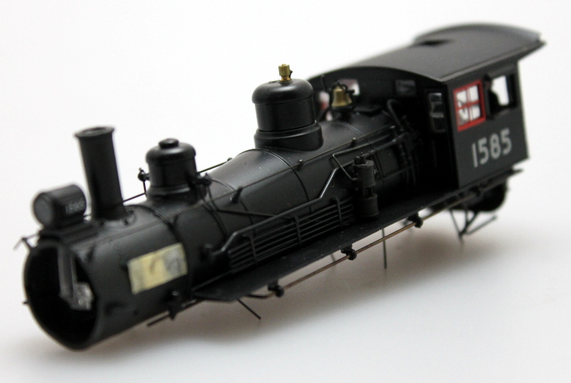 Loco Shell - Union Pacific #1585 (HO Scale 4-6-0)