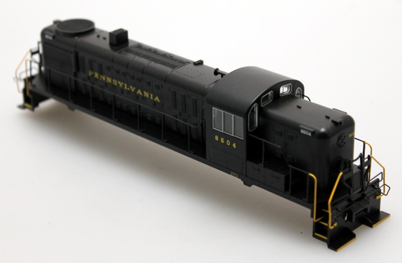 Loco Shell - Pennsylvania #8604 (HO RS-3)