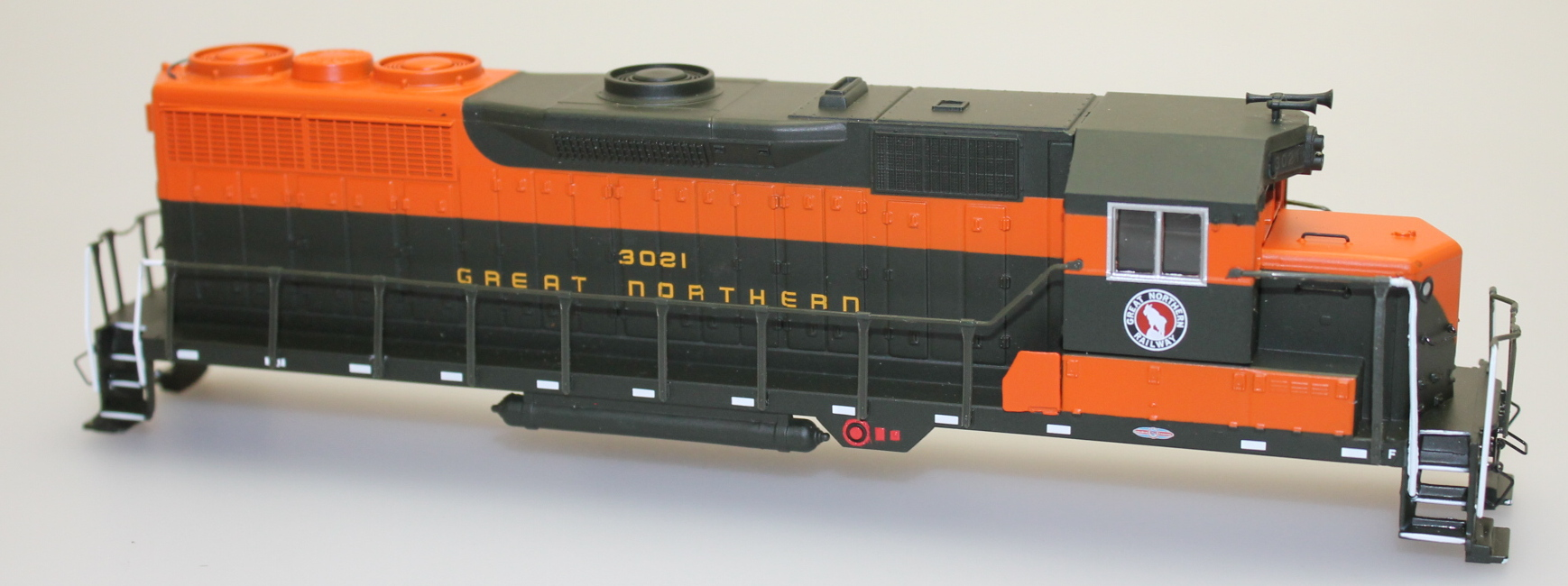 Shell - Great Northern #3021 (HO GP35)