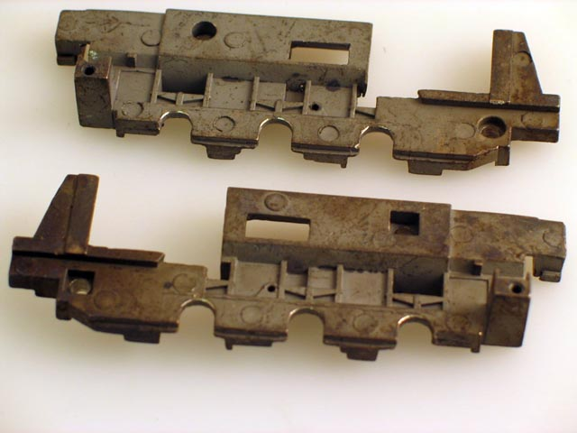 Diecast Chassis - Left & Right (HO 0-6-0/2-6-0/2-6-2)