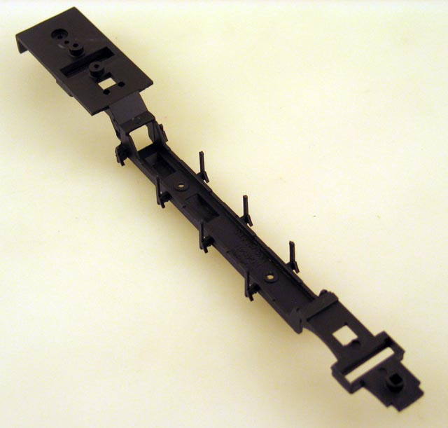 Loco Chassis Underframe (HO 4-8-4 Overland Limited/Niagara)