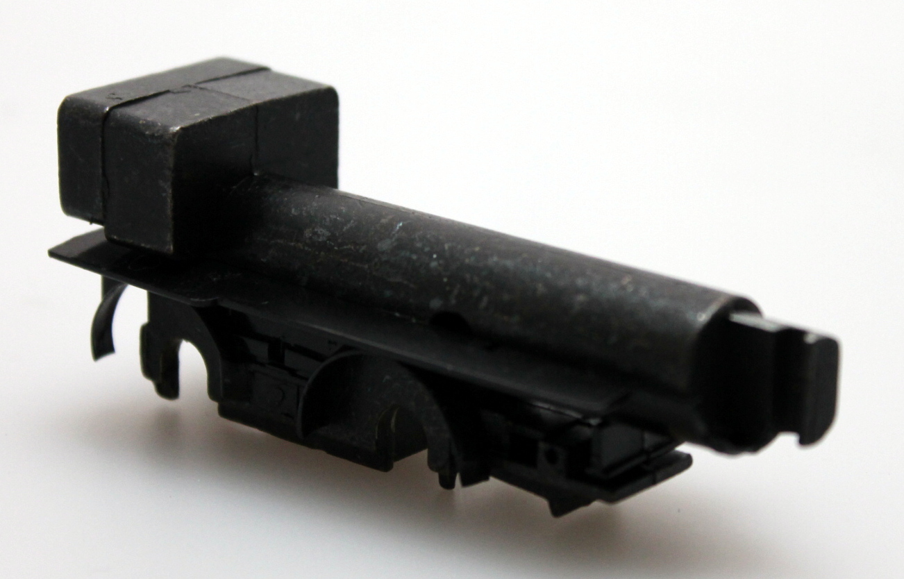Loco Diecast Chassis (HO 4-4-0 American)