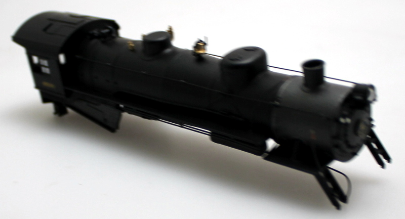 LOCO SHELL #4508 (HO 2-8-2 DCC SOUND)