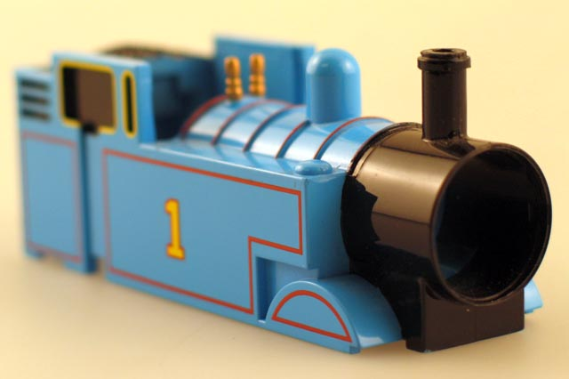 Body Shell w/o Roof (HO Thomas)