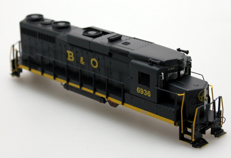 Shell - Baltimore & Ohio #6944 (HO GP30)
