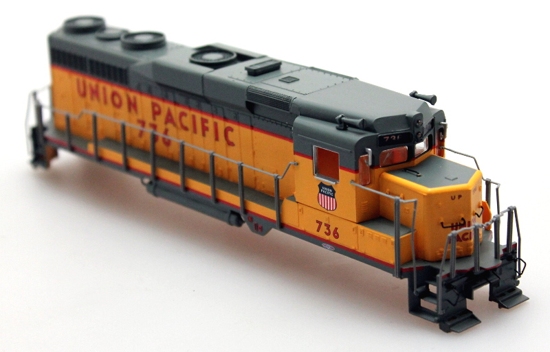 Shell - Union Pacific #839 (HO GP30)