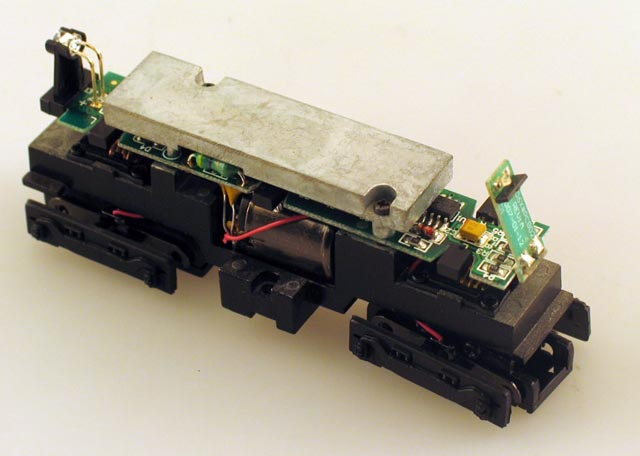 Complete Chassis w/PCB (70Ton)(HO Scale)