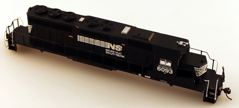 Body Shell - Norfolk Southern #6551 (HO GP50)