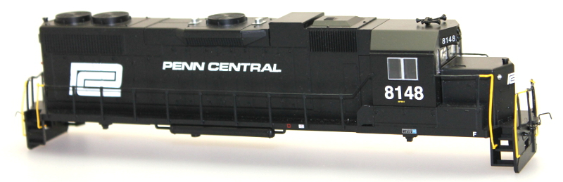Body Shell - Penn Central #8148 (HO GP38-2)