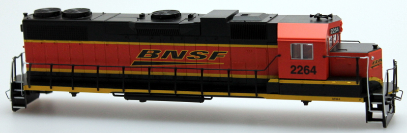 Body Shell - BNSF #2264 (HO GP38-2)