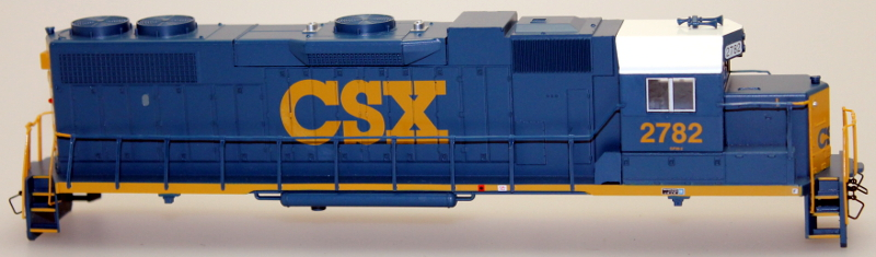 Body Shell - CSX #2782 (HO GP38-2)
