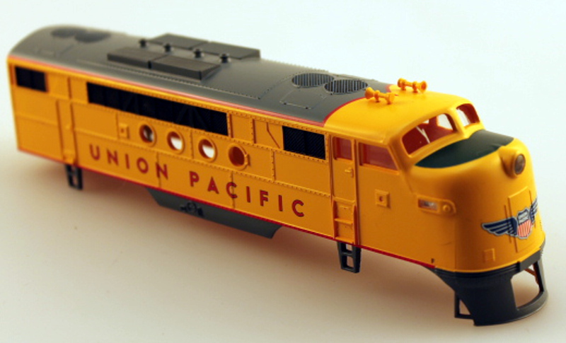 Body Shell - Union Pacific (HO: FT-A)
