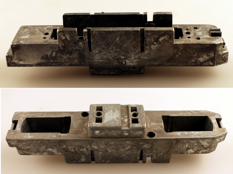 Chassis Frame (Die-cast) (HO F7-A/B, FT-A/B)