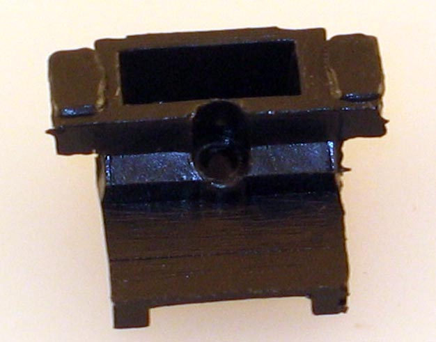 Coupler Pocket (HO GP30/GP35)