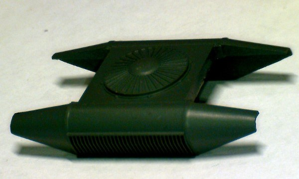 Dynamic Brake Fan-Black (HO GP7-GP9)