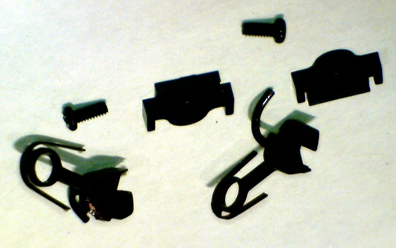 Coupler Assembly (HO GP7/GP9)