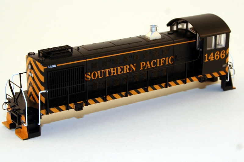 Shell - Southern Pacific #1474 (HO S4)