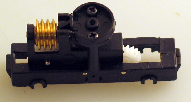 Truck Gearbox(HO GP40/GP50/Universal)