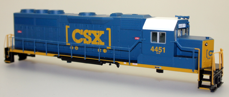 Shell - CSX #4451 (HO GP40)