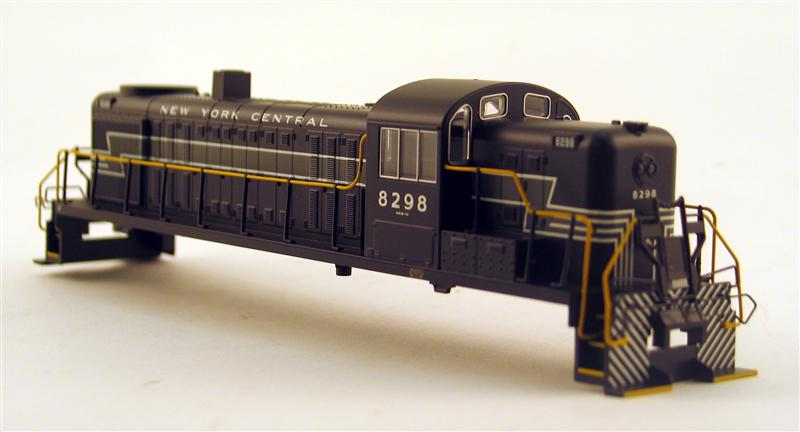 Loco Shell - New York Central #8298 (HO RS-3)