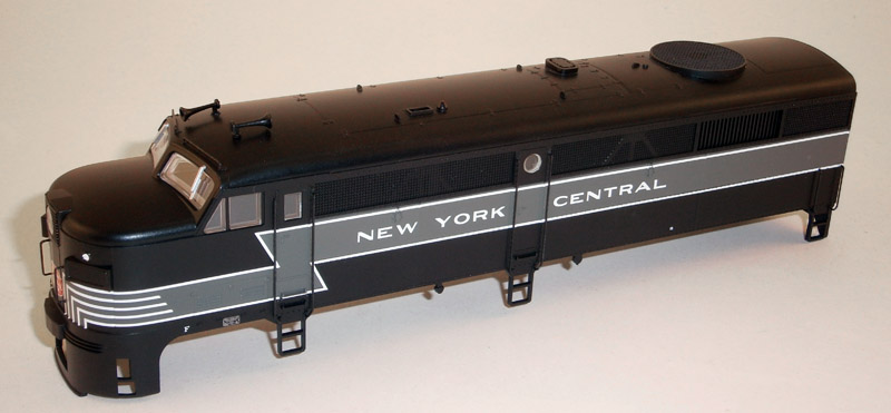 Shell - New York Central (HO FA-2)
