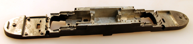 Chassis Frame (HO GG-1)