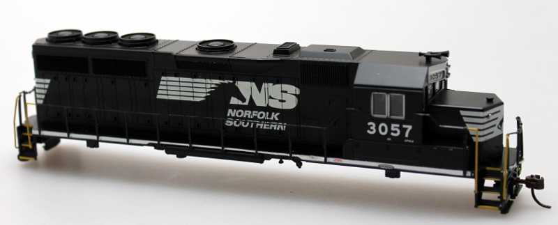 Shell - Norfolk Southern #3057 (HO GP40)