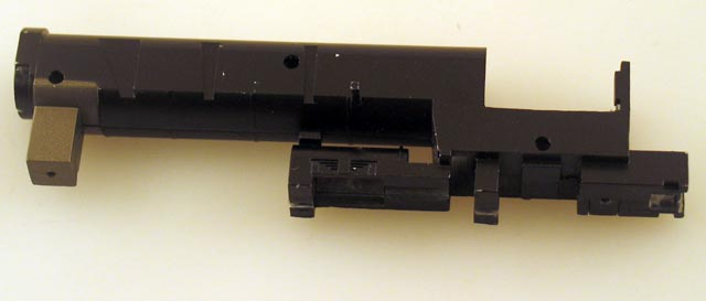 Complete Chassis (HO Decapod 2-10-0)