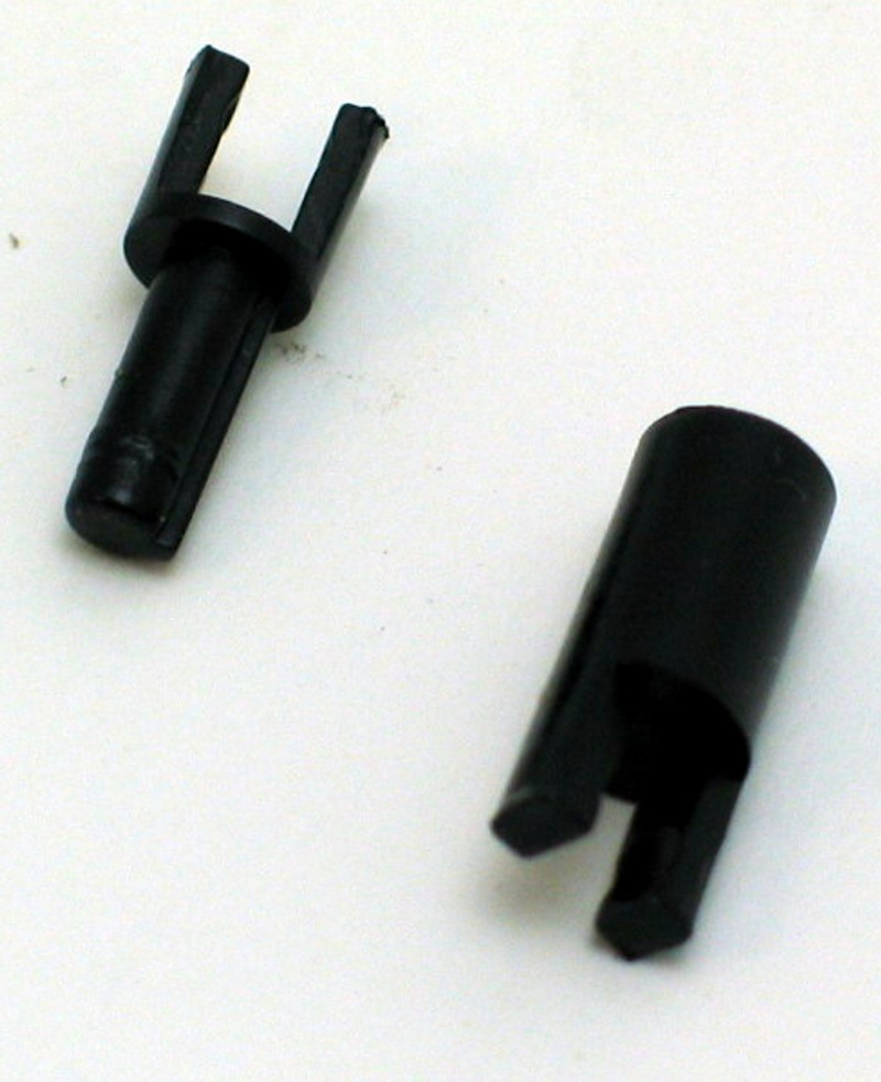 Driveshaft-Coupling 2pcs. (HO ACELA)