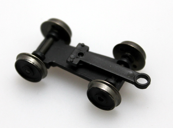 Pilot Truck w/Pivot Bar - Black (HO 4-8-2 Heavy Mountain)