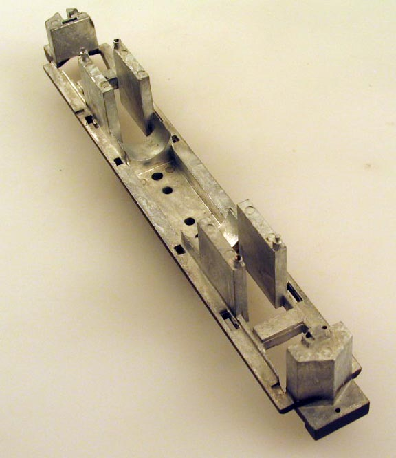 Die Cast Chassis (HO SD45)