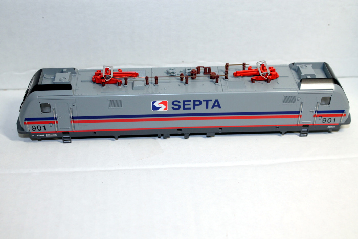 Shell - SEPTA #901 ( HO ACS-64 )