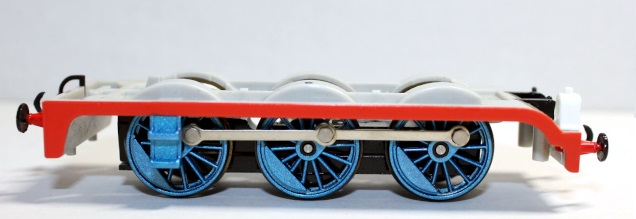 Celebration-Underframe w/ drive wheel assembly ( HO Thomas )