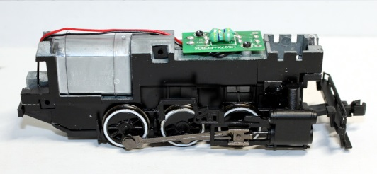 Complete Loco Chassis ( HO 0-6-0/2-6-0/2-6-2 )
