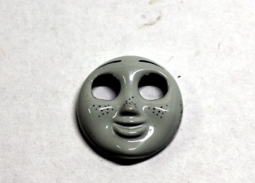 Face Plate w/o Eyes ( HO Scale Rosie Red )