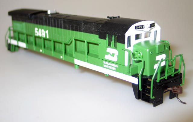 Loco Shell - Assorted (B-23-7) (HO Scale)