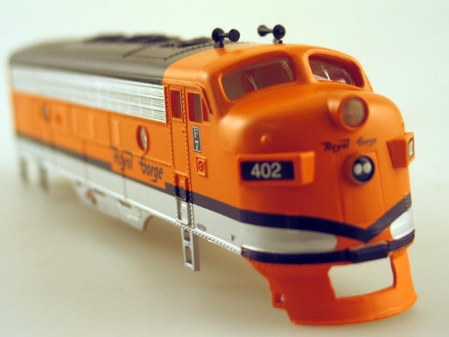 Body Shell - Assorted Roadnames (F9)(HO Scale)