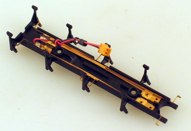 Underframe & Connector #2 (HO 2-8-0)